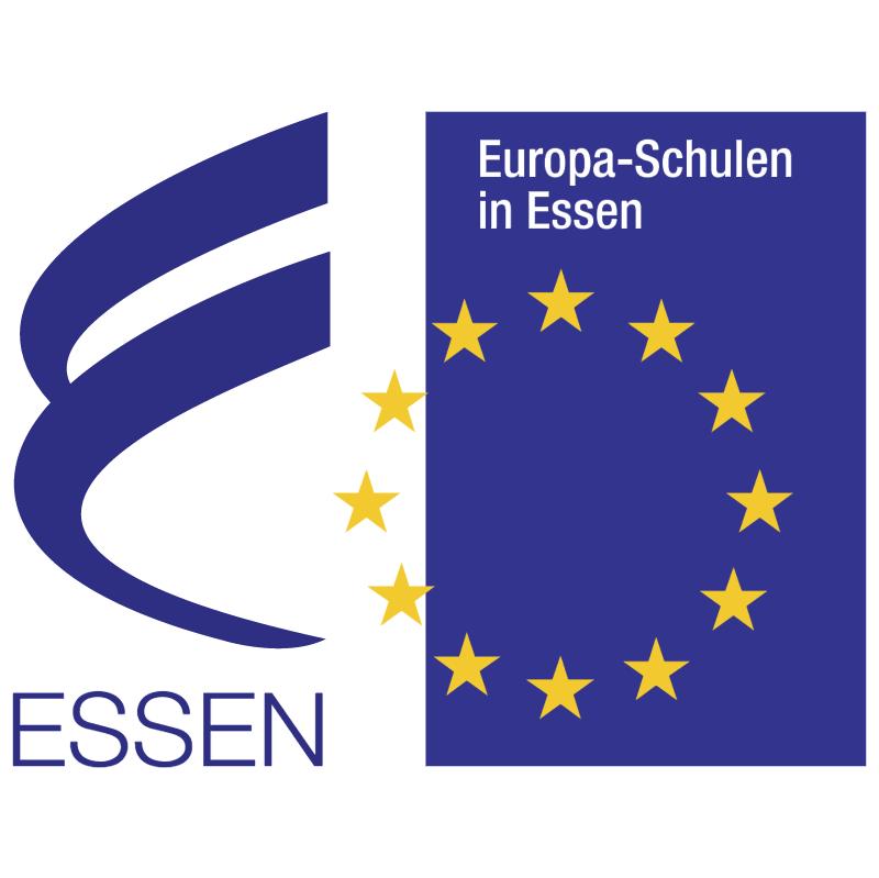 Europa Schulen vector