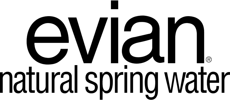EVIAN WATER 1 vector