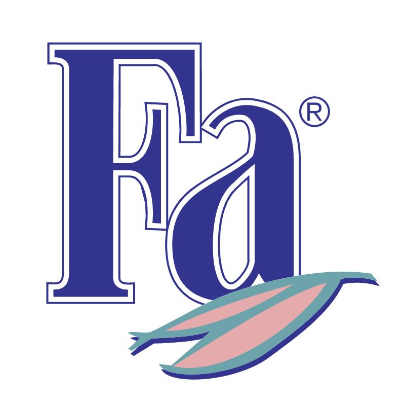 Fa vector logo