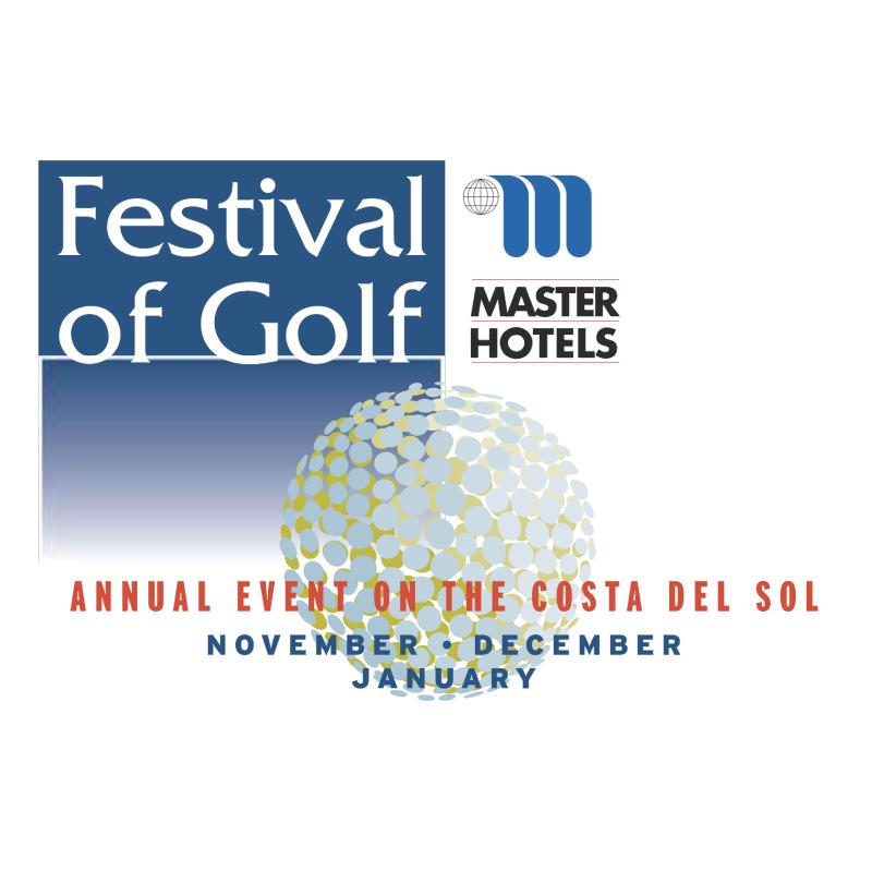Festival of Golf vector