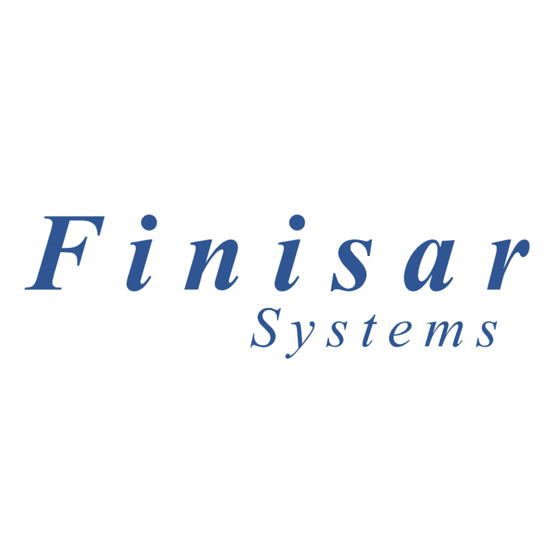 Finisar Systems vector logo