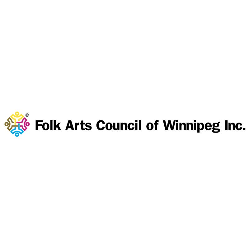 Folk Arts Council of Winnipeg vector logo