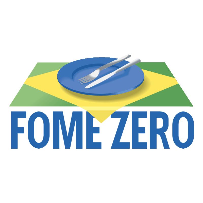 Fome Zero vector logo