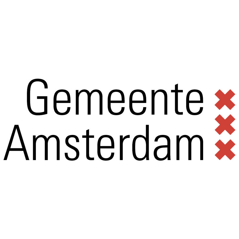 Gemeente Amsterdam vector logo