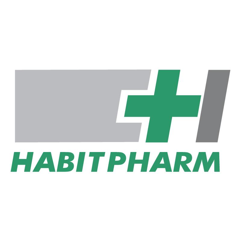 Habit Pharm vector