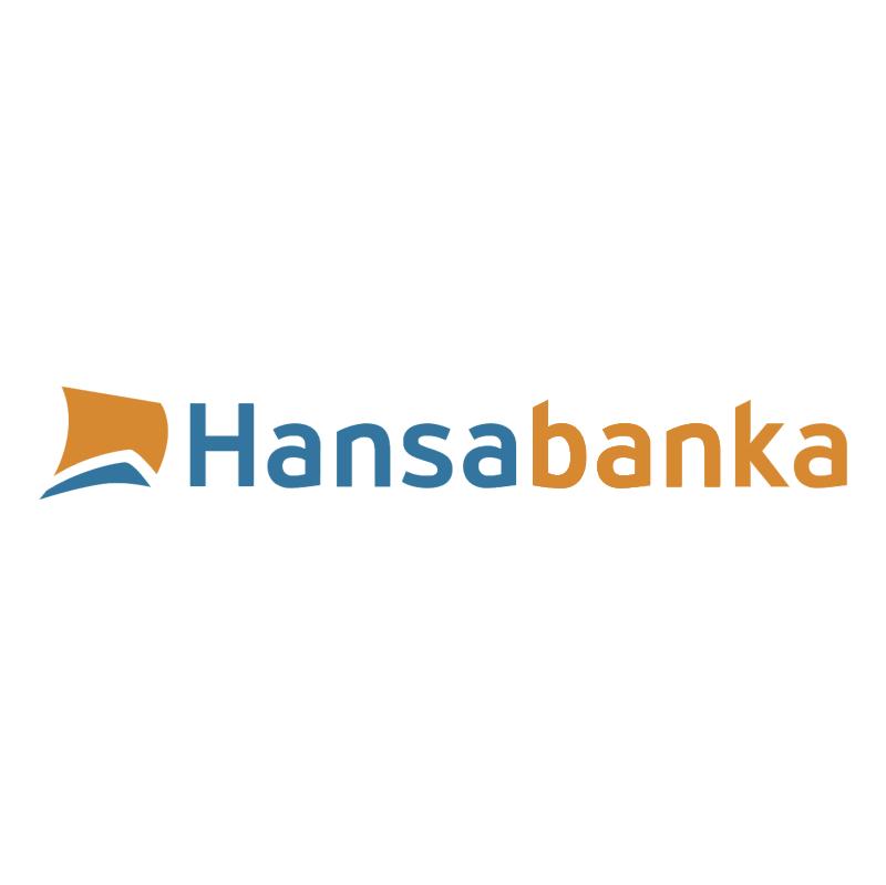 Hansabanka vector
