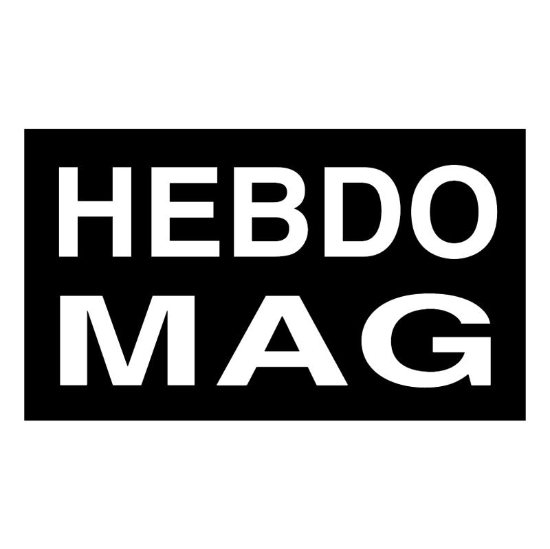 Hebdo Mag vector