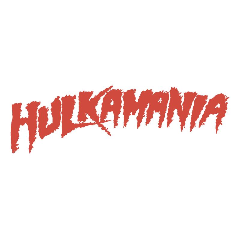 Hulkamania vector logo
