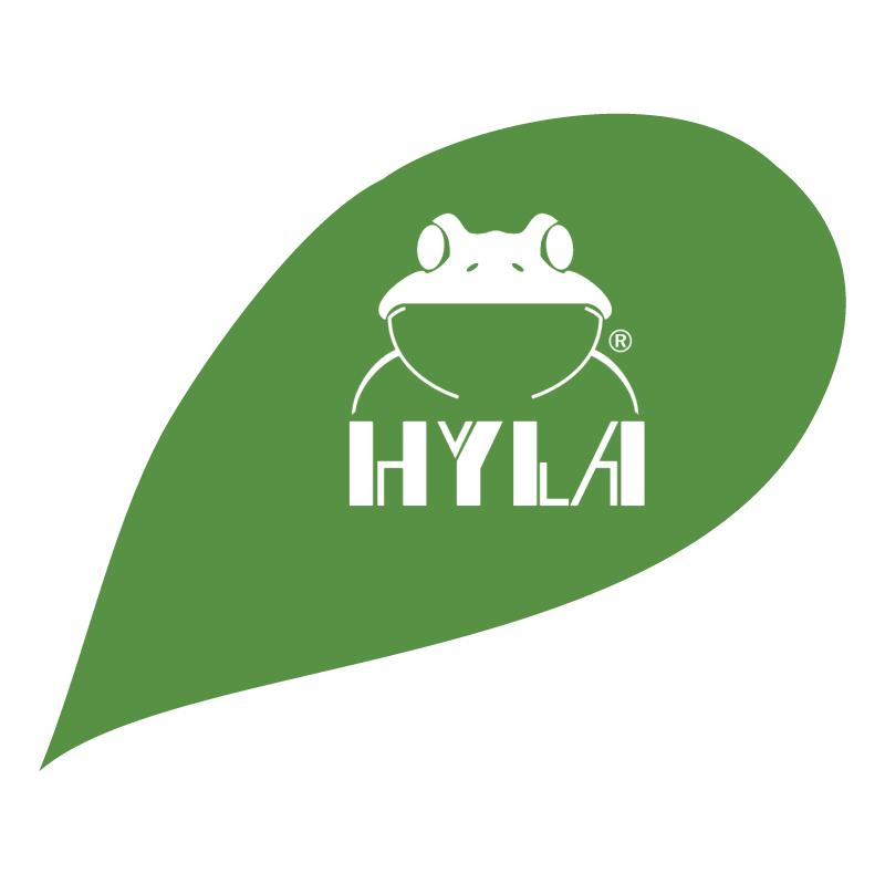 Hyla vector logo