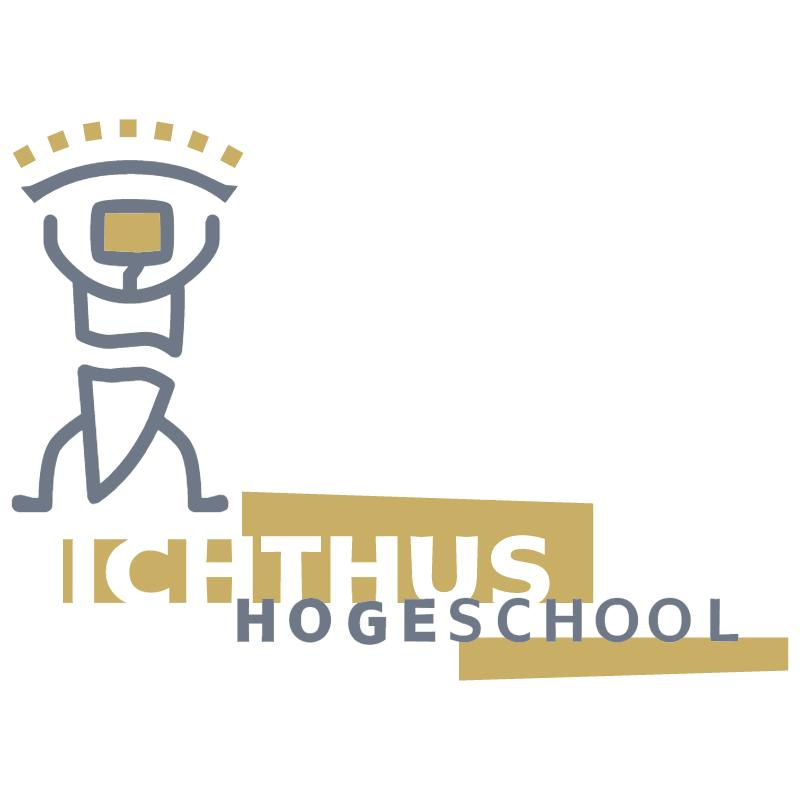 Ichthus Hogeschool vector logo