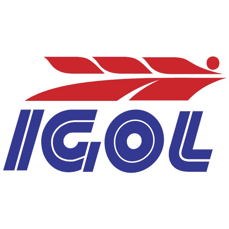 Igol vector logo