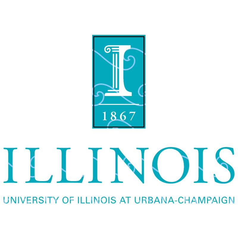 Illinois University vector logo