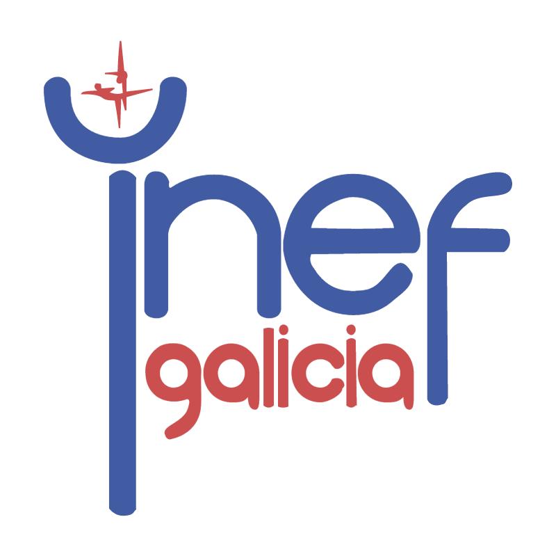 Inef Galicia vector