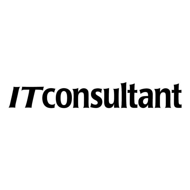 IT Consultant vector