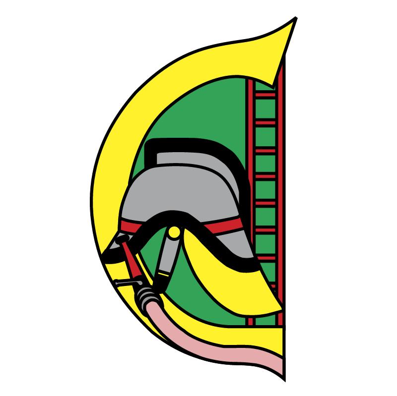 Jeugdbrandweer Nederland vector logo