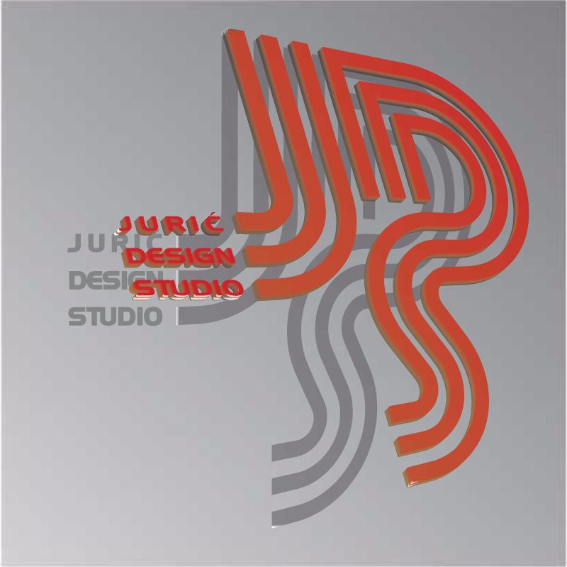 Juric Design Studio vector logo