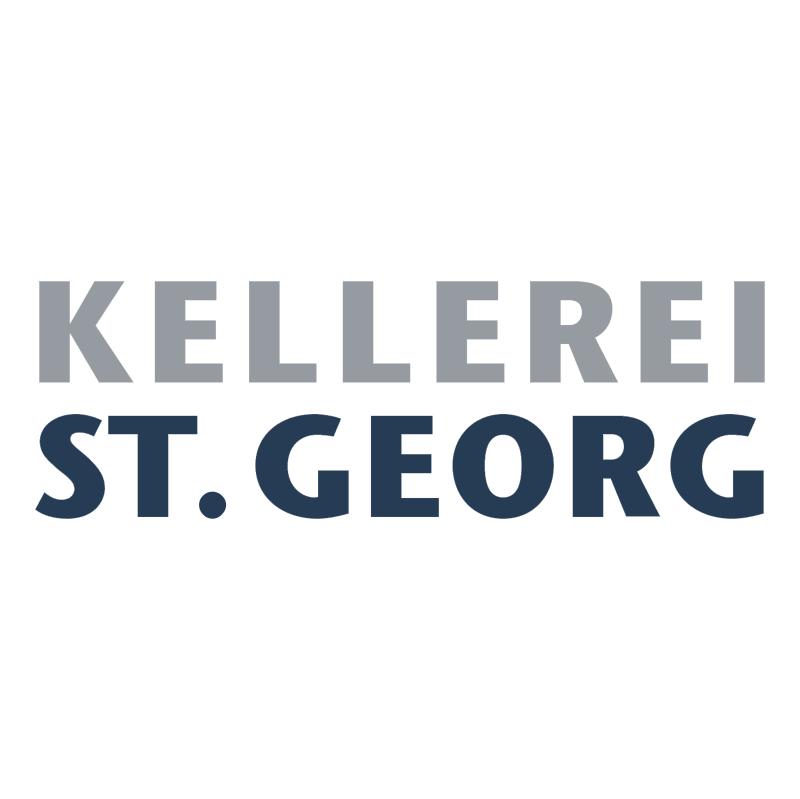Kellerei St Georg vector