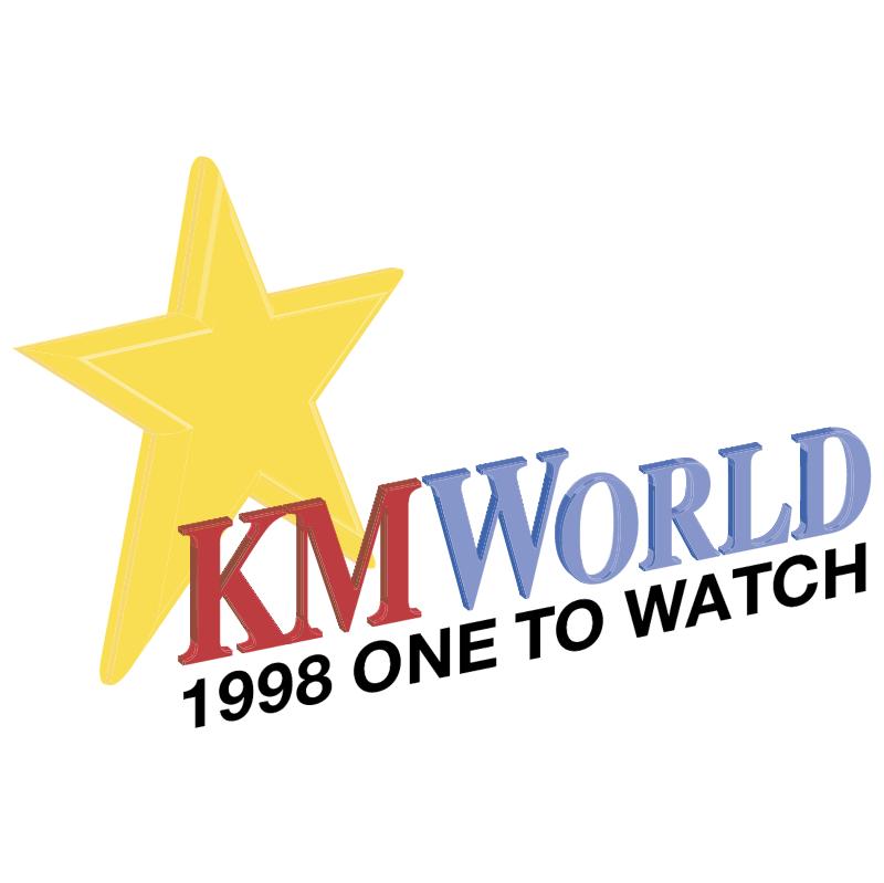 KMWorld vector