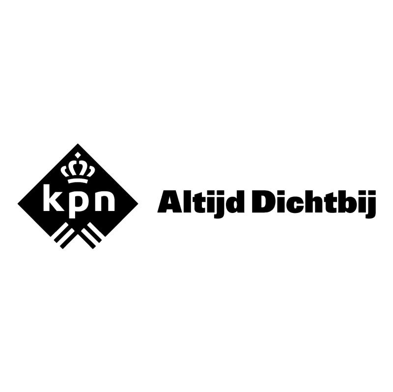 KPN Telecom vector logo