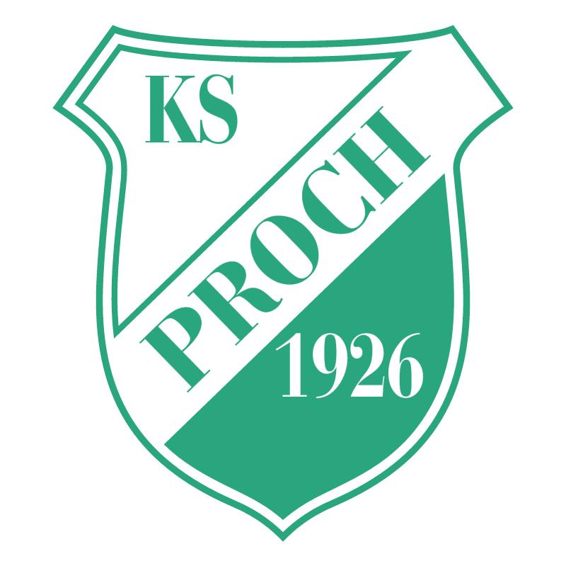 KS Proch Pionki vector