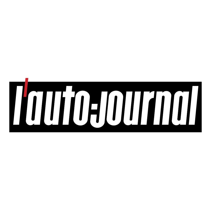L'Auto Journal vector