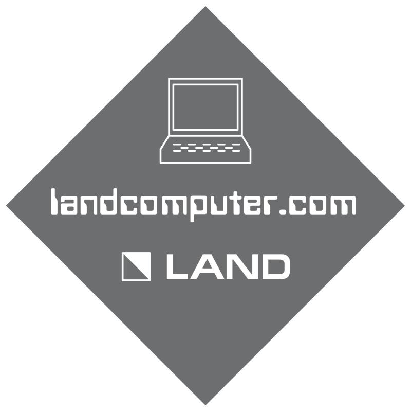 Land vector logo