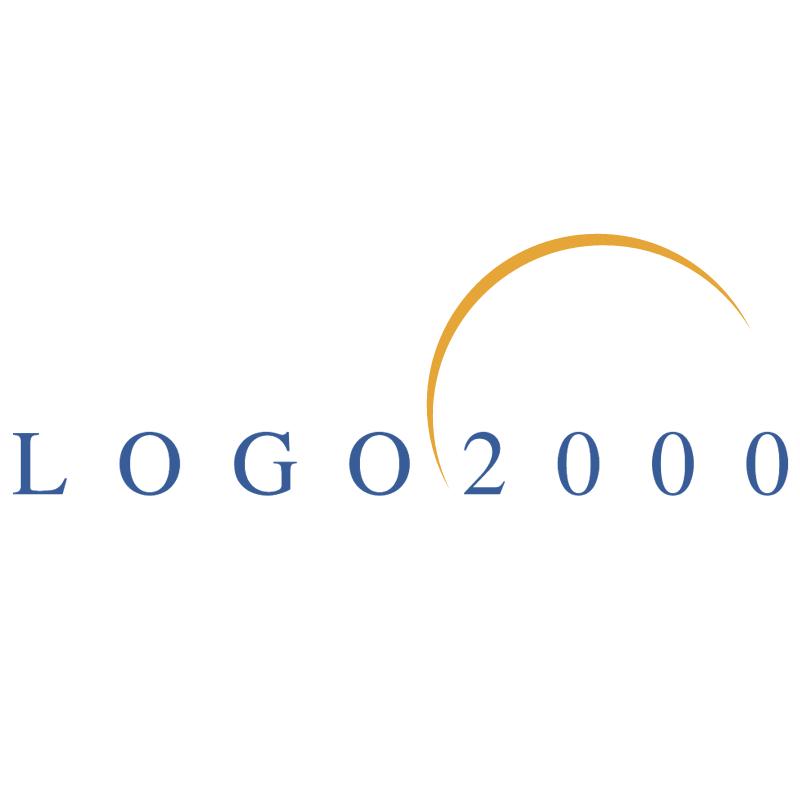 Logo 2000 vector