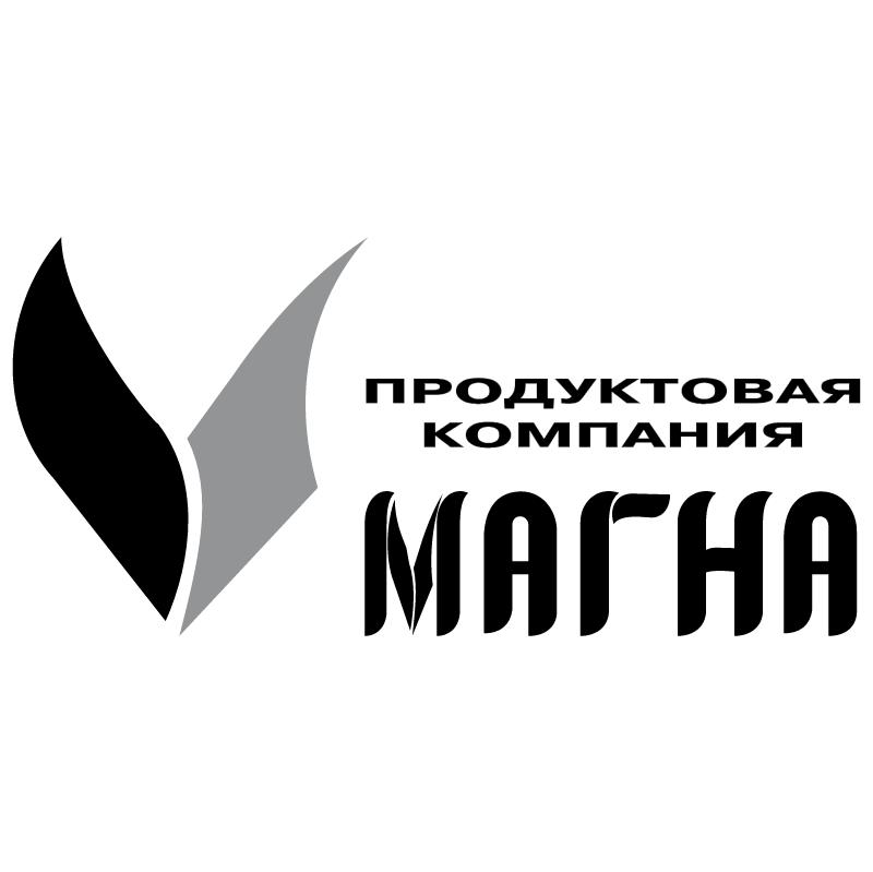 Magna vector logo