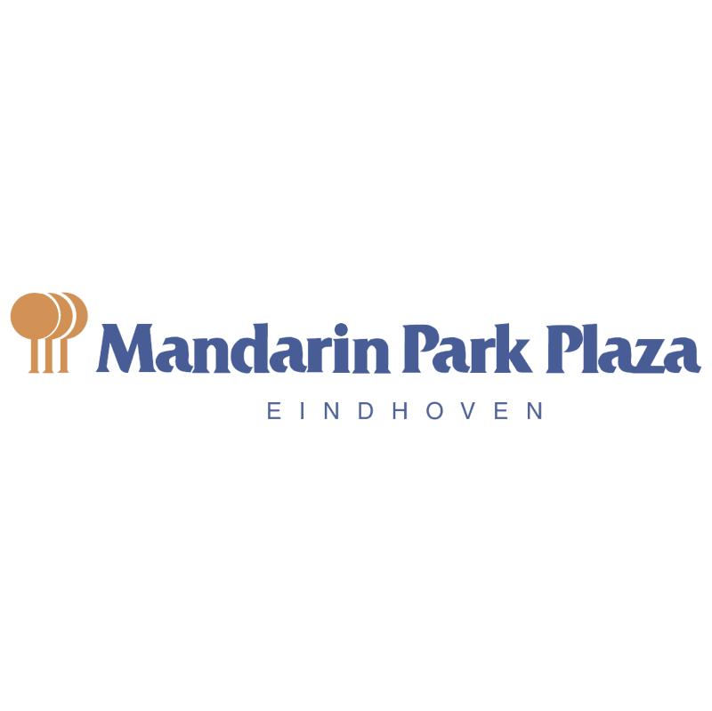 Mandarin Park Plaza vector logo