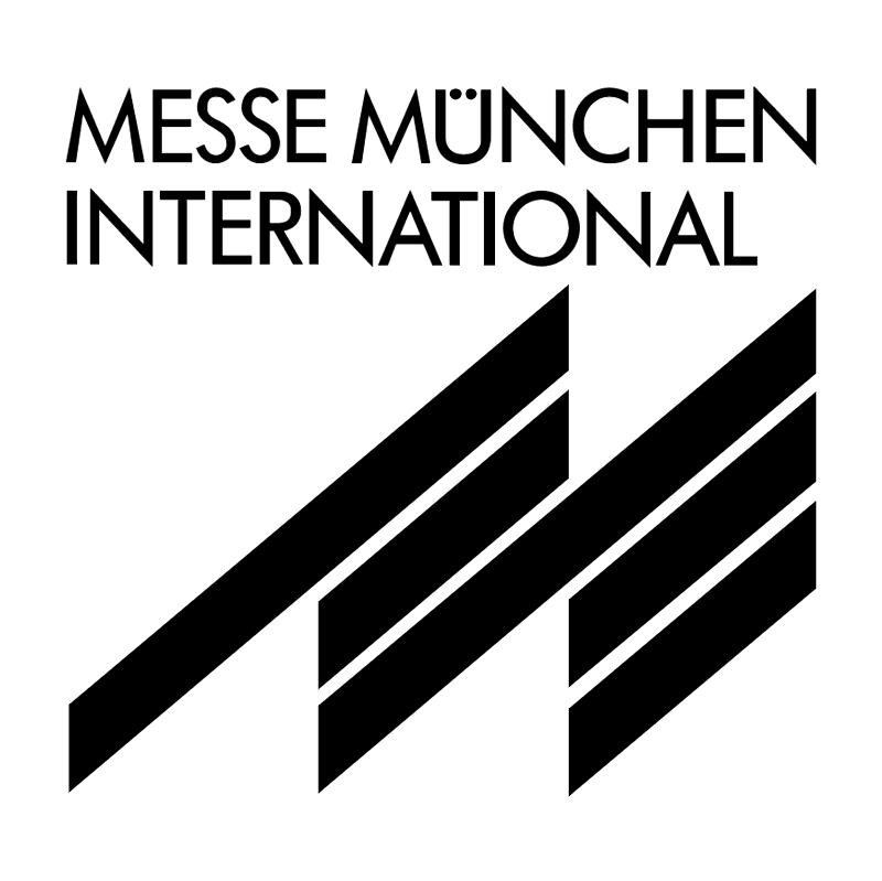 Messe Munchen International vector