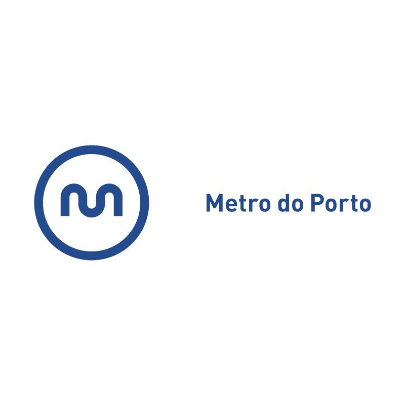 Metro do Porto vector logo