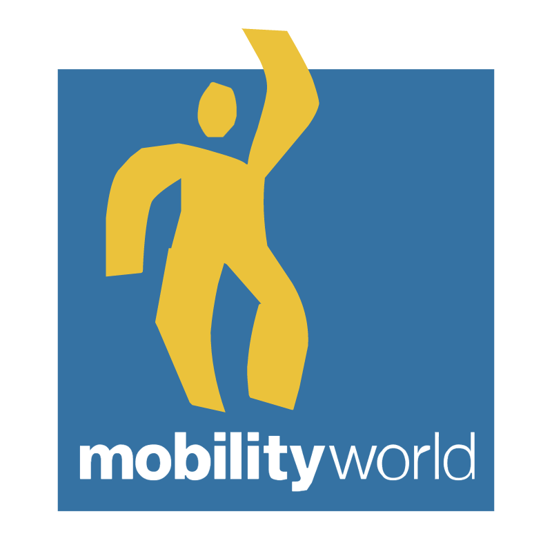 Mobility World vector