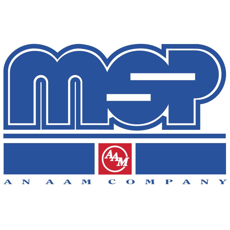 MSP Industries vector