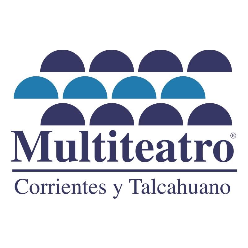 Multiteatro vector