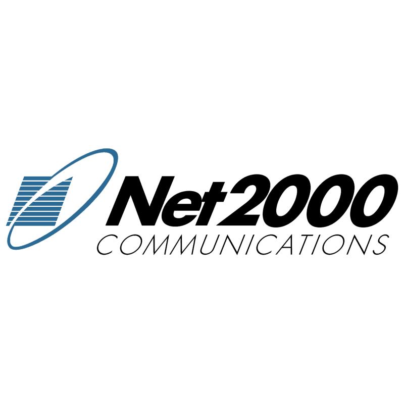 Net 2000 Communications vector logo