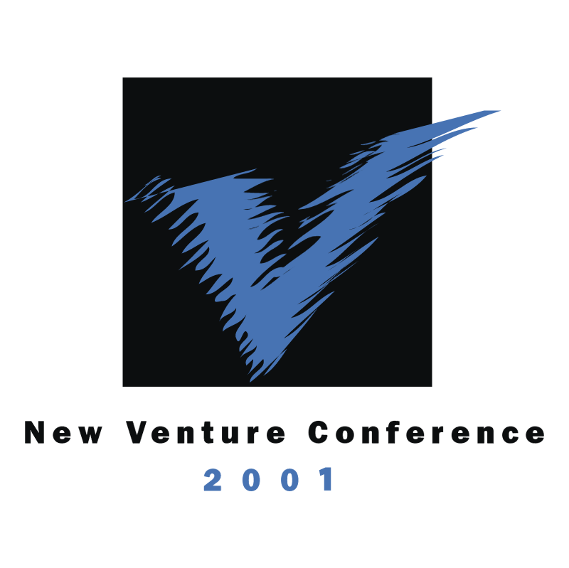 New Venture Conference vector