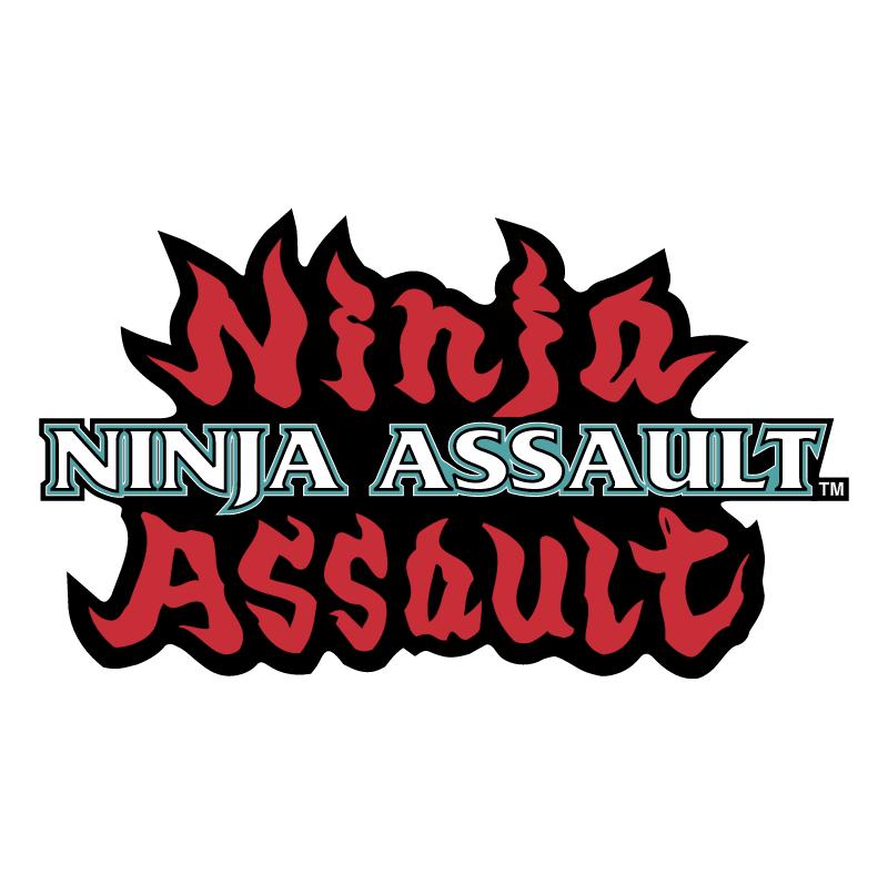 Ninja Assault vector