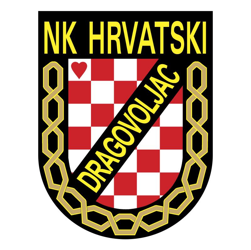 NK Hrvatski Dragovoljac Zagreb vector