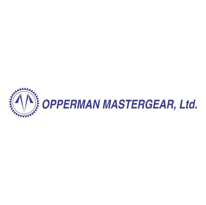 Opperman Mastergear vector