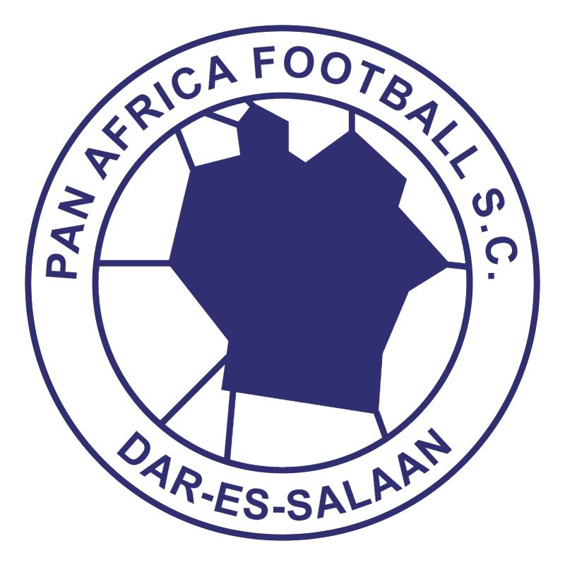 Pan Africa Football SC vector logo