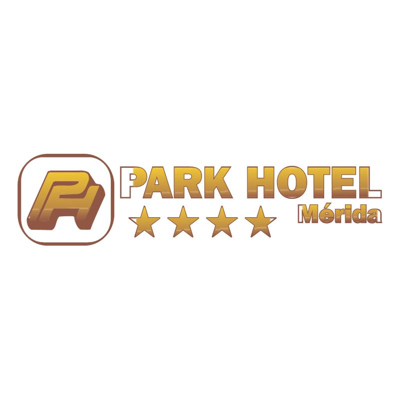 Park Hotel Merida vector