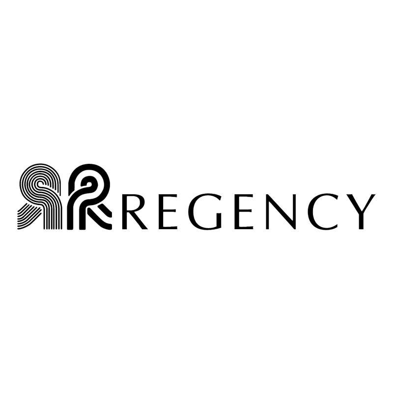 Regency vector