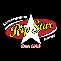 Ripstar Snowboarding Europe vector