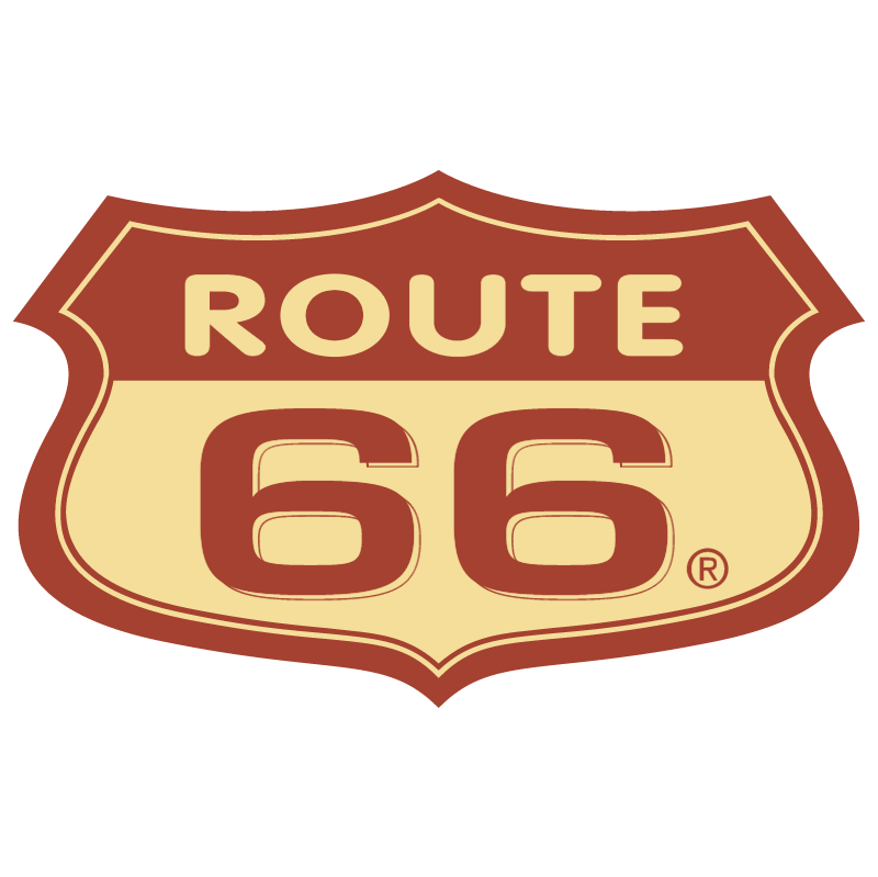 Route 66 vector