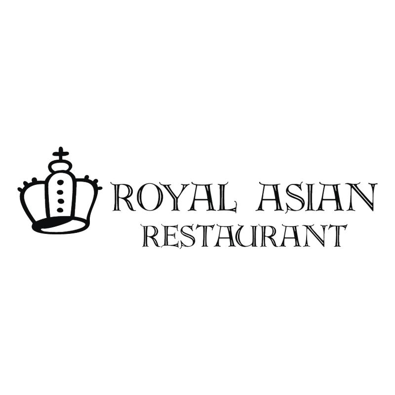 Royal Asian vector