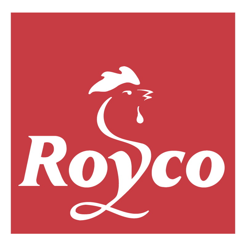 Royco vector logo