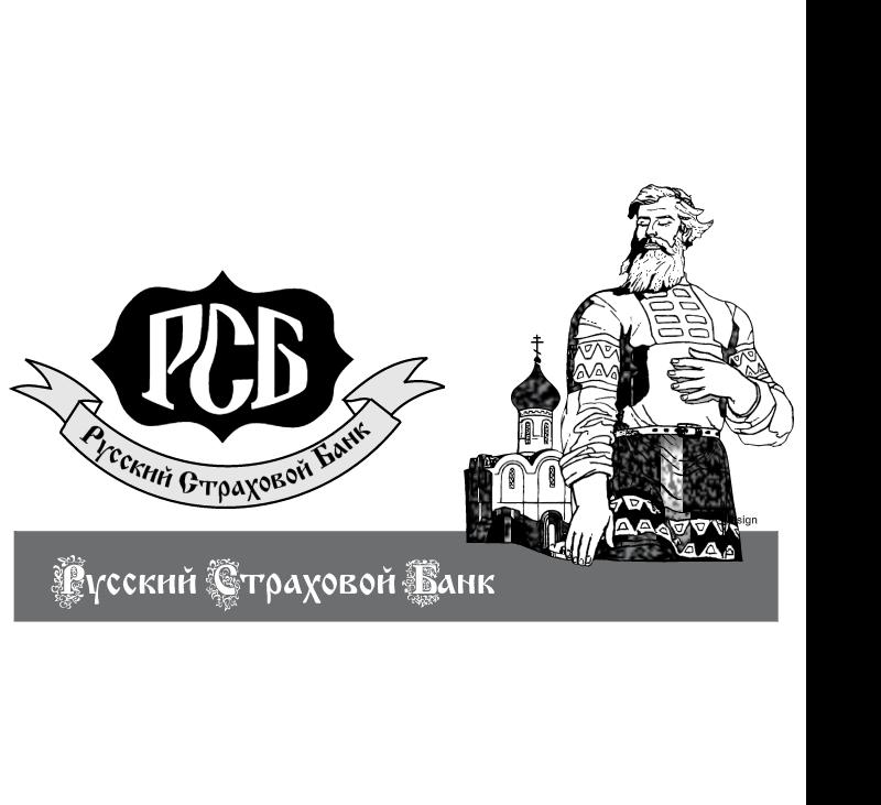 Russky Strahovoy Bank vector