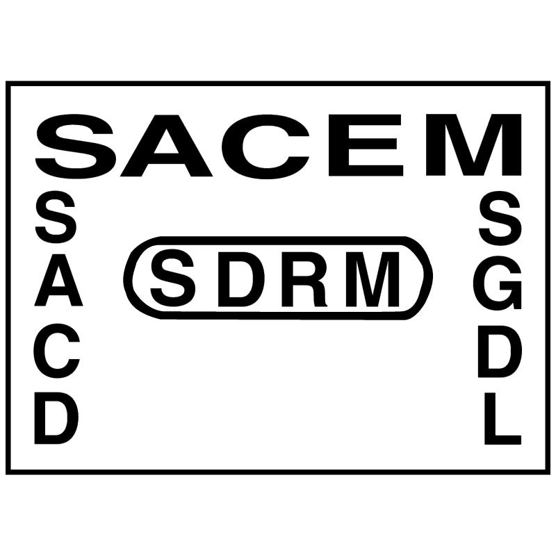 SACEM SDRM SACD SGDL vector