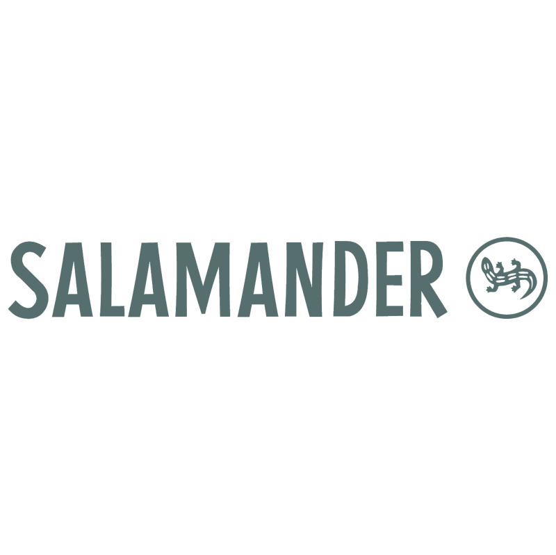 Salamander vector logo