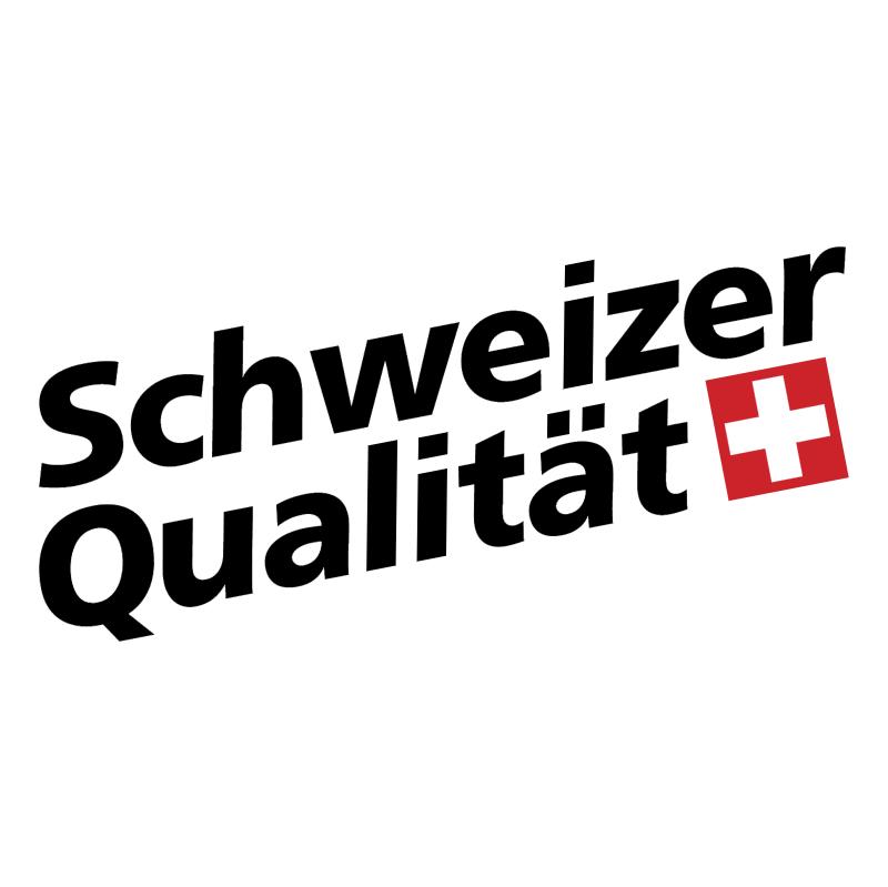 Schweizer Qualitat vector